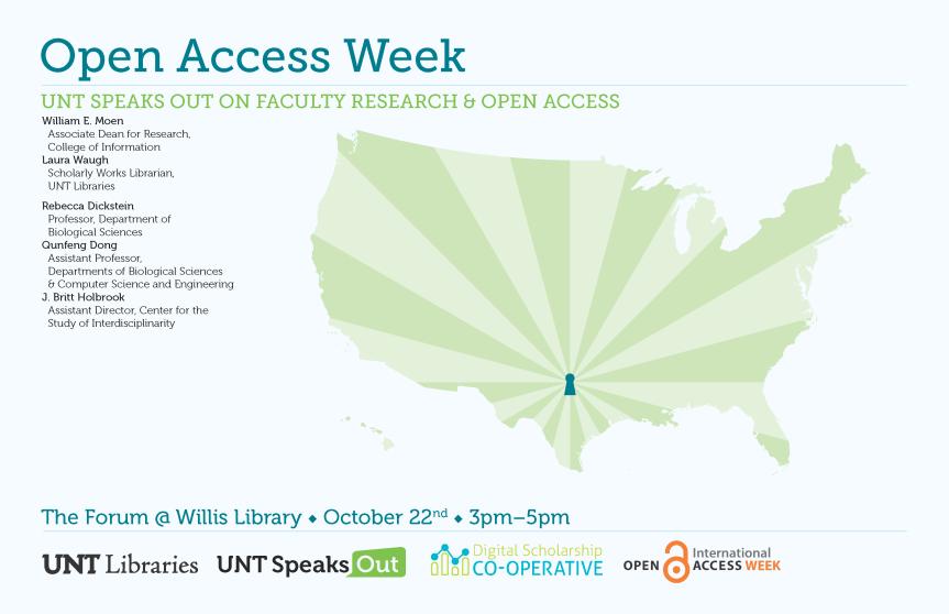 OA Week - Faculty Panel